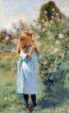(Russia ) by Konstantin Makovsky (1839-1915). Oil on canvas.
