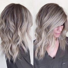 Blonde Highlights for Medium Hair
