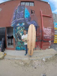 Surfboard, Building, Wood, Pictures, Photos, Woodwind Instrument, Buildings, Timber Wood, Surfboards