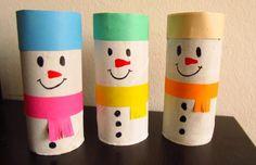 MENTŐÖTLET - kreáció, újrahasznosítás: WC-papír gurigából: JÁTÉKOK