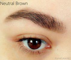 Neutral Brown (#21722) http://www.eyeslipsface.fr/produit-beaute/crayon-a-sourcils-2-en-1