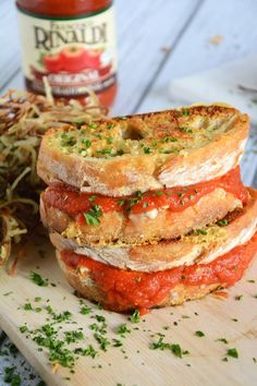 You know what is better than a grilled cheese? A grilled cheese with THREE cheeses. Gimme all the cheese! Riddle me this. There are not many flavors that I love more than fresh tomatoes, garlic and basil. They are the classic Italian tastes that come to mind when I am in the mood for a...Read More »
