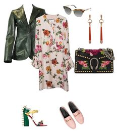 """""""GUCCI addicted"""" by mary-en ❤ liked on Polyvore featuring Gucci and contest"""