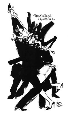 Hugo Pratt - Corto Maltese: Tango (1987)  Culture and Tradition; in keeping with my memoir; http://www.amazon.com/With-Love-The-Argentina-Family/dp/1478205458
