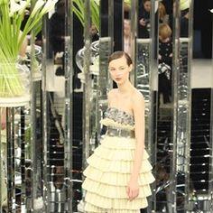 Paris Fashion week - Karl Lagerfeld's Chanel Spring/Summer 2017 collection