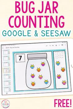 Kindergarten Activities, Classroom Activities, Preschool Activities, Classroom Tools, Preschool Printables, Teacher Tools, Music Classroom, Google Classroom, Learn To Count