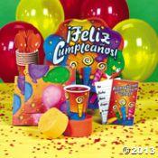 Feliz Cumpleaños Party Supplies