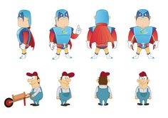 Diseño de personaje para animación de curso E-Learning