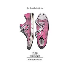 Buff Monster x Converse Paint the Town Pink