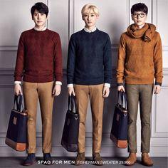 Kyuhyun, Eunhyuk, Leeteuk