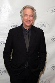 Alan Rickman Photos - 2010 New York Stage And Film Winter Gala - Zimbio
