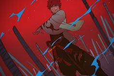 Fate Stay Night Series, Fate Stay Night Anime, Bleach Art, Bleach Manga, Anime Redhead, Fate Archer, Archer Emiya, Character Art, Character Design