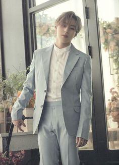Ha Sungwoon, New Journey, Suit Jacket, Singer, Blazer, Crushes, Jackets, Fashion, Down Jackets