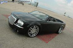 Chrysler 300 convertable by West Coast Customs. Chrysler 300 Custom, Chrysler 300 Srt8, Chrysler 300s, Dodge Chrysler, Top Luxury Cars, Luxury Suv, Ram Trucks, Mopar, Chrysler 300 Convertible
