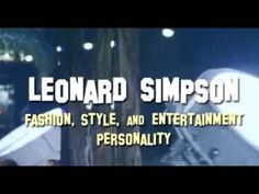 Demo Reel TV Host & Personality Leonard Simpson