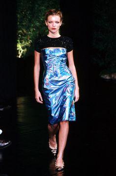 Dolce & Gabbana - Spring / Summer 1999 |Esther Cañadas