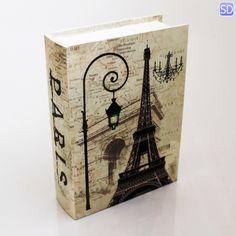 caixa livro decorada em mdf - Pesquisa Google