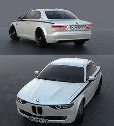 Stunning BMW CS Vintage Concept Tribute Shows Old Design Still Works Today – En Güncel Araba Resimleri Bmw Concept Car, Automobile, Bmw 2002, Transportation Design, Bmw Cars, Courses, Sport Cars, Motor Car, Cars And Motorcycles