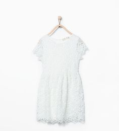 Sea creatures pleated dress-View all-Dresses-Girl (3-14 years)-KIDS | ZARA United States