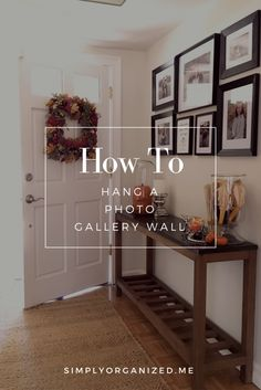 Hanging A Gallery Wall Home Hacks, Home Organization, Organizing, Wabi Sabi, Home Accessories, Diy Home Decor, Home Goods, Family Room, Sweet Home
