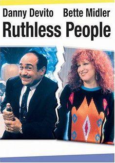 Ruthless People (1986) Danny DeVito, Bette Midler   Als je mijn map films opent zie je de link om de film te bekijken. En nog heel veel leuke andere films en series