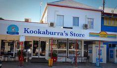 Kookaburra's Store, Mirani Township