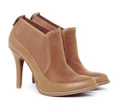 Colette Closed Toe Bootie.