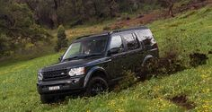 land rover discovery 4 offroad - Google-søgning