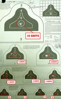 Appleseed Project Targets | the target sheets it sounds like you picked up some redcoat targets ...