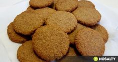 Healthy Life, Diy And Crafts, Paleo, Healthy Recipes, Homemade, Meals, Vegan, Cookies, Fitness