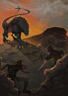 Children of Dune by minenanoah