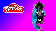 Play-Doh Princess Luna(2) My Little Pony Friendship is Magic