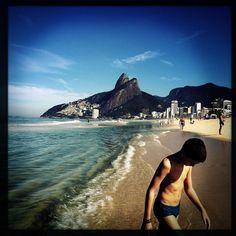 #Piscininhas @ #ipanema #riodejaneiro #rio365