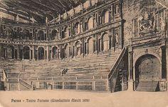 [Parma: Teatro Farnese]