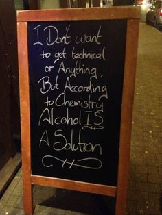 funny pub signs chalkboard - Google Search