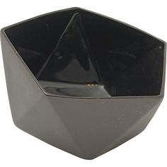 Black ceramic bowl in our graphic design - ready for your morning cereals?