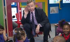 Michael Gove and 'correct grammar': let me explain this slowly. If you want to see more children fail to acquire Standard English, go ahead with your programme of primary school grammar tests (from the Guardian)
