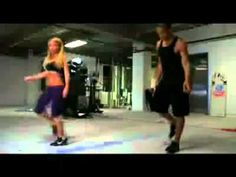 Get Fit with Tracy Anderson - Dance Cardio Webisode