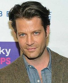 Nate Berkus - Just so damned adorable.  Love Nate.