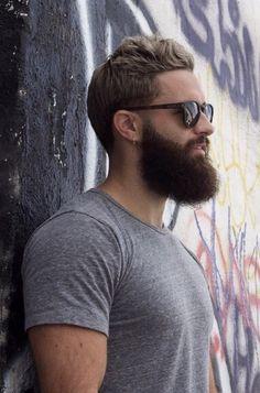 His hair, eyebrows, moustache and beard. Beard Styles For Men, Hair And Beard Styles, Moustaches, Hairy Men, Bearded Men, Beard Suit, Long Beards, Beard Lover, Awesome Beards