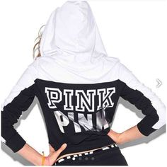 Vs pink ultimate full zip hoodie No longer sold online Perfect condition only worn a few times  Will ship same or next day depending on the time of purchase. 50 on mer cari. PINK Victoria's Secret Jackets & Coats