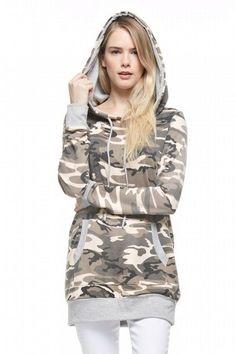d3e076298e6b3 Camo Slouchy Sweater Wholesale Fashion