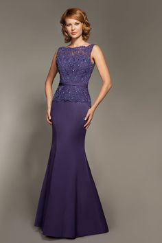 565a151a5b Mark Lesley MOB? Mermaid Evening Dresses, Evening Party Gowns, Mother Of  The Bride