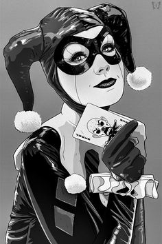 Jessica Drew/Spider-Woman by Alex Maleev Harley Quinn by Tavo Montañez Medusa by Stjepan Sejic Poison Ivy by archer Storm by Bruce Timm Lady Sif by Travel Foreman Red Sonja by. Comic Book Characters, Comic Character, Comic Books Art, Comic Art, Harley Quinn Et Le Joker, Harley Queen, Nananana Batman, Hq Dc, Comic Manga