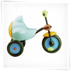 Italtrike ABC Jet Tricycle