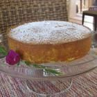 Recipe photo: Semolina almond orange cake