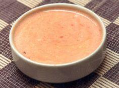 Saladinha sem molho não tem graça! Confira aqui essa deliciosa receita de Molho Light para Saladas! - Aprenda a preparar essa maravilhosa receita de Molho Light para Saladas