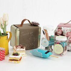 Detail Attitude - Accessories & Fashion Detail design by Renee Khaqi#sew#hobbie#box#puff#pincushion#jar#tin#cute#uniq