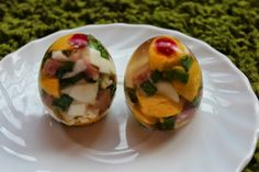 Húsvét Cod Fish, Natural Life, Baked Potato, Cantaloupe, Sushi, Good Food, Fun Food, Food And Drink, Tasty