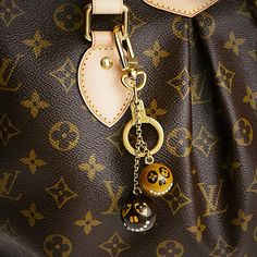 b15d542412ea3e Louis Vuitton Jack and Lucie Skull Bag Charm | Yoogi's Closet Authenticated  Pre-Owned Luxury